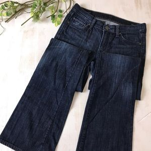 Citizens of Humanity High Rise Boot Cut Jeans 25